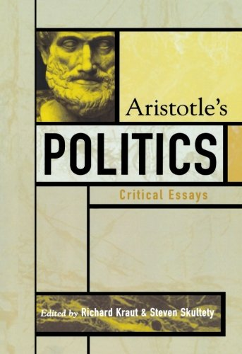 Aristotle's Political Theory
