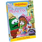 Veggie Tales: The Penniless Princess - God's little Girl