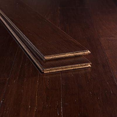 Bamboo Flooring Rustic Amber Strand