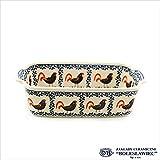 Zaklady Ceramiczne Boleslawiec/ザクワディ ボレスワヴィエツ陶器 パン型-1090