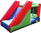 Maribelle Inflatable Bouncy Castle Climb and Slide with Constant Airflow System