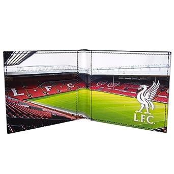 Liverpool FC Leather Stadium Wallet