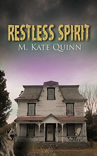 Book: Restless Spirit (The Ronan's Harbor Series Book 2) by M. Kate Quinn