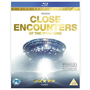Close Encounters Of The Third Kind (30th Anniversary Ultimate Edition) [Blu-ray] [2007][Region Free]