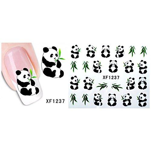 Feuille transfère water - Panda