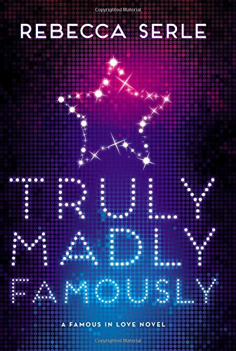 keysmash book review truly madly famously famous in love 2 rebecca serle cover art amazon