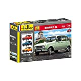 Heller 80759 - Modellbausatz Renault 4l