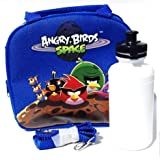Angry Birds Lunch Bag and Wallet Set -Gift Set for Boys