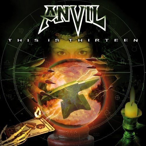 This Is Thirteen by Anvil (2009) Audio CD