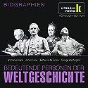 Bedeutende Personen der Weltgeschichte: Immanuel Kant / James Cook / Katharina die Große / George Washington Hörbuch von Eva Hipp Gesprochen von: Achim Höppner