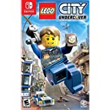 LEGO City Undercover - Nintendo Switch (Color: Original Version)