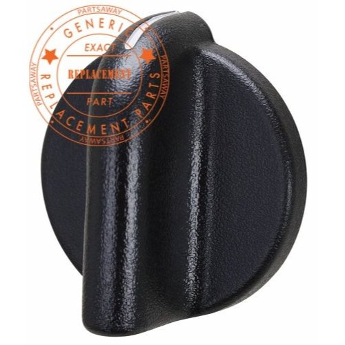 Whirlpool Part Number 3181304: Knob, Control (Black) (Range Kitchenaid compare prices)