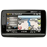 "Medion E4445 EU+ Navigationssystem (10,9 cm (4,3 Zoll) Display, TMC Pro, Kartenmaterial Europa, Bluetooth)von ""Medion"""