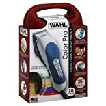 Wahl Color Pro Haircutting Kit, Color Coded