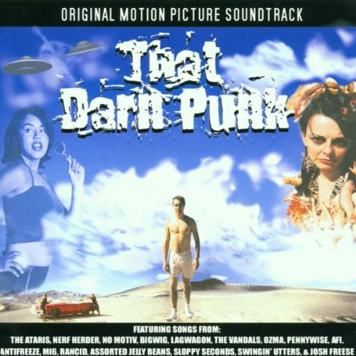 Soundtrack - That Darn Punk (CD)