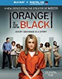 Orange Is the New Black: Season 1 [Blu-ray] [Import]
