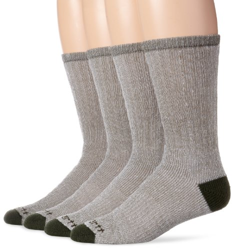 50% Off Men's Carhartt 4-Pack Tough Socks