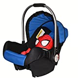 Baby Bucket Infant Car Seat With Adjustable Canopy (Blue-2)
