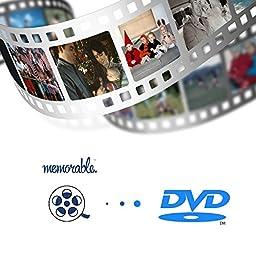 Memorable Film Transfer to DVD - Preservation Quality (80 reels)