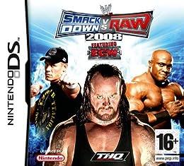 NINTENDO GIOCO DS WWE SMACKDOWN VS RAW 2008