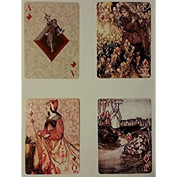 Fairy Tale Playing Cards