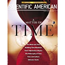 How to Build a Time Machine: Scientific American (       UNABRIDGED) by Paul Davies, Scientific American Narrated by Mark Moran