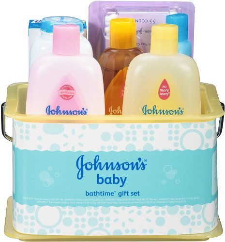 Johnson And Johnson Baby Set front-115841