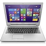 Lenovo Z50 15.6-inch Full-HD 1080p Laptop (Intel Core i7-4510U 3.1 GHz, 8 GB DDR3L RAM, 1 TB + 8 GB SSHD, NVIDIA GT840M 4 GB, HDMI, Webcam, Bluetooth, DVD RW, Voice control, Wi-Fi, Windows 8.1) - Silver