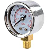JEGS Performance Products W10055 Air Tank Gauge
