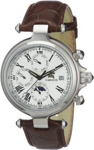 Carucci Unisex Watch Automatic Ca5101Wh-Br