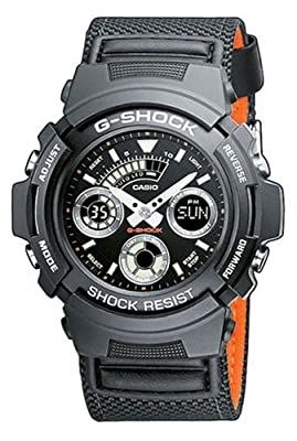 Casio Men's Watch AW-591MS-1AER