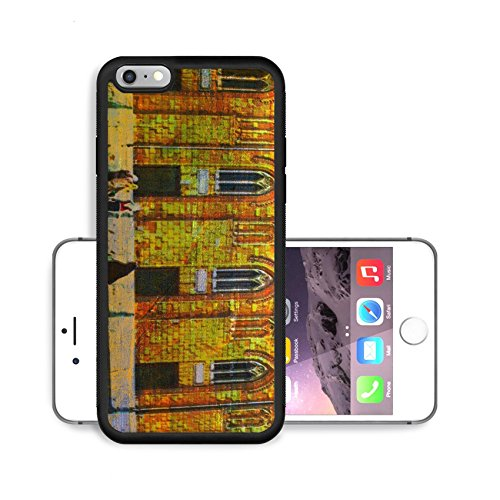 Liili Premium Apple iPhone 6 Plus iPhone 6S Plus Aluminum Case original oil painting of central islamic mosque al azhar in cairo Photo 7036730 Simple Snap Carrying (East Central Oils compare prices)