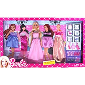 Barbie and Fashion Doll