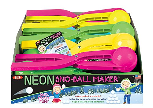 Ideal Neon Sno Ball Maker