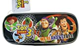 Disney 8in Andys Toys Black Toy Story Pencilbag - Toy Story Pencil Case