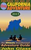 Things To Do At Disney California Adventure 2013 (Things To Do In 2013 Book Series)
