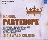 echange, troc  - Haendel : Partenope