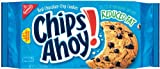 Chips Ahoy! Cookies, Reduced Fat, 13.72-Ounce (Pack of 4)