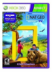 Nat Geo TV: America The Wild  - Xbox 360 Standard Edition