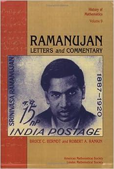 Ramanujan of history life pdf