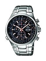 Casio EFR-506D-1AVEF Mens EDIFICE Silver Watch