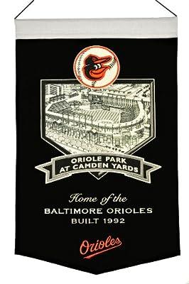 MLB Baltimore Orioles Banner