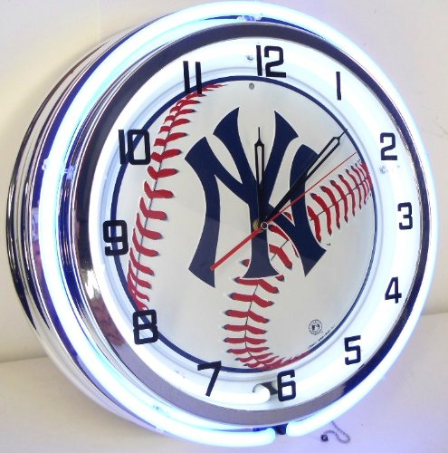 New York Yankees Neon Light Yankees Neon Sign Neon