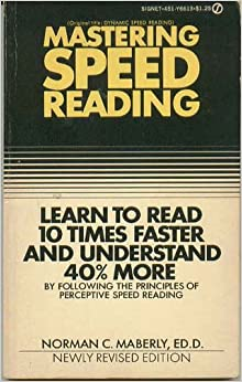 Mastering Speed Reading
