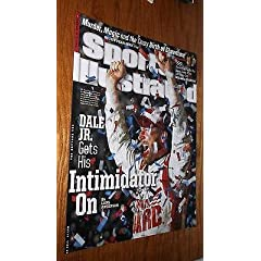 Dale Earnhardt Jr. Signed Picture - Daytona 500 Win Sports Illustrated 11x14 Cover -... by Sports Memorabilia