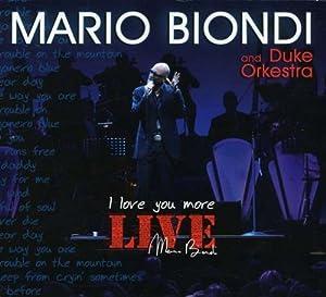 Mario Biondi and Duke Orkestra - I Love You More