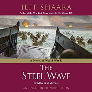 The Steel Wave Hörbuch
