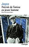 Portrait de l'artiste en jeune homme par James Joyce