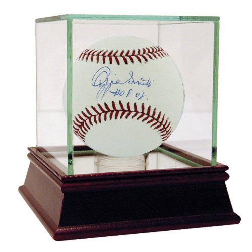 "Steiner Sports MLB Saint Louis Cardinals Ozzie Smith Signed Baseball With ""HOF '02"" Inscription at Amazon.com"