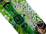 Ben 10 Children Digital LCD Watch with 24 Image Projector Toy Attachment